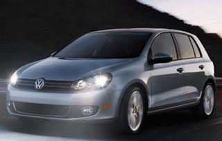 2012 Volkswagen Golf 5-door