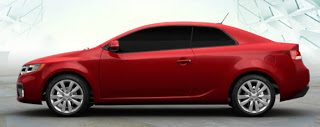 2012 Kia Forte Koup Profile