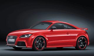 2013 Audi TT RS Plus