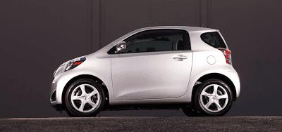 2012 Scion iQ Silver profile