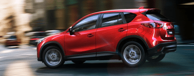 2013 Mazda CX-5 Profile Red