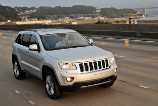 2011 Jeep Grand Cherokee SilveR