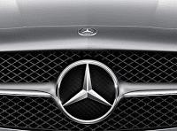 Mercedes-Benz Logo Badge