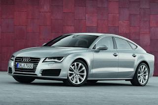 2012 Audi A7 Silver