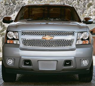 2012 Chevrolet Suburban Front End