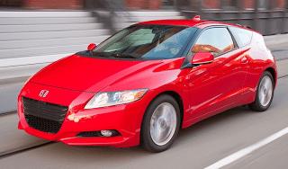 Honda CR-Z Red