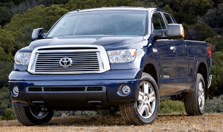 2012 Toyota Tundra Nautical Blue Metallic
