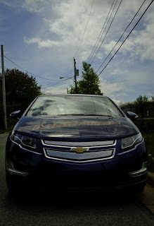 2012 Chevrolet Volt Front End Grille