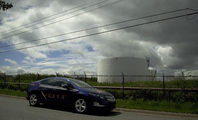 2012 Chevrolet Volt Eastern Passage Oil Tank Farm