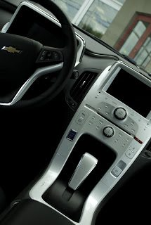2012 Chevrolet Volt Interior White