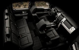 2012 Ford F-150 Interior