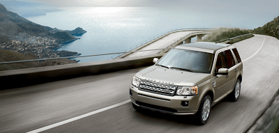 2012 Land Rover LR2 Cliff Road By The Sea
