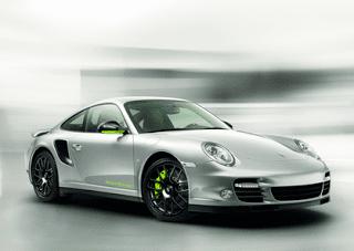 2012 Porsche 911 Turbo S 918 Spyder Edition