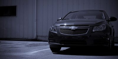 2012 Chevrolet Cruze Front End