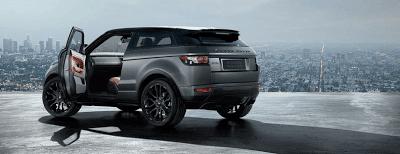 2012 Land Rover Range Rover Evoque Victoria Beckham