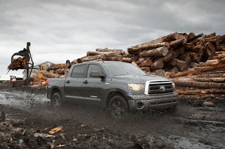 2012 Toyota Tundra CrewMax 4x4 Magnetic Grey Metallic