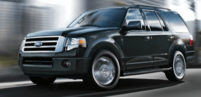 2012 Ford Expedition Black