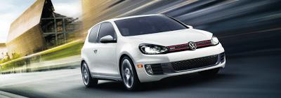 2012 Volkswagen GTI white