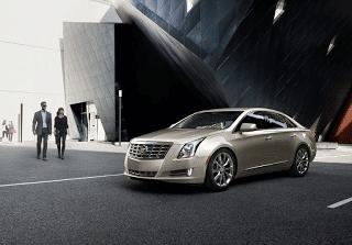 2013 Cadillac XTS Beige