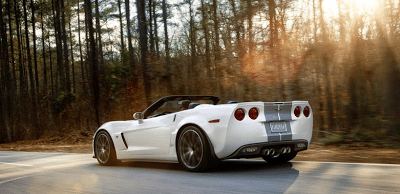 2013 Chevrolet Corvette 427 Convertible White