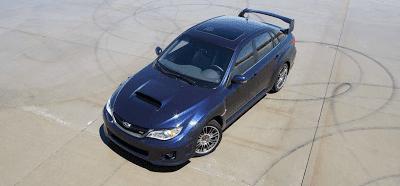 2012 Subaru Impreza WRX sedan