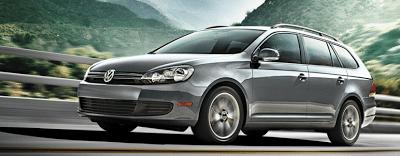 2013 Volkswagen Jetta Sportwagen Grey