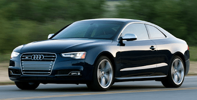 2012 Audi S5 Black