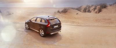 2012 Volvo XC60 desert