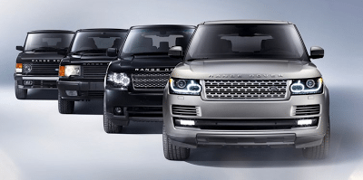 All Range Rover models