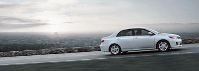 2013 Toyota Corolla LE Silver Metallic