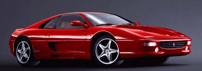 1994 Ferrari F355 Berlinetta Red