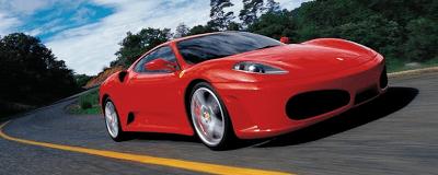 2005 Ferrari F430 Red