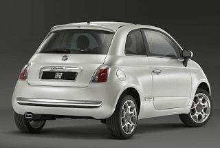 2011 Fiat 500 Sport white