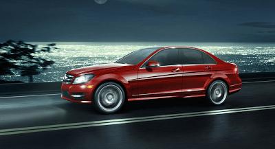 2012 Mercedes-Benz C350 Sport