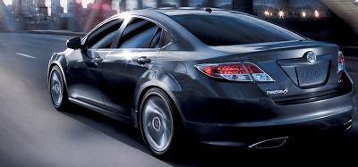 2013 Mazda 6 grey