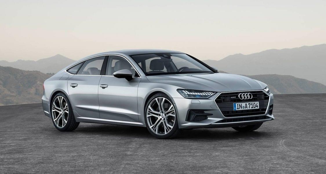 Audi Canada Sales Data