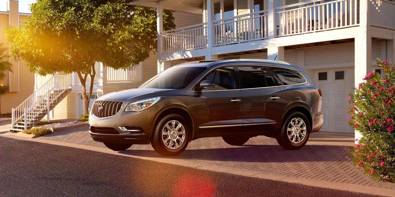Buick sales figures canada