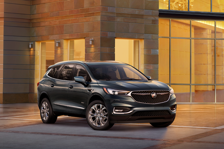 Buick sales figures us