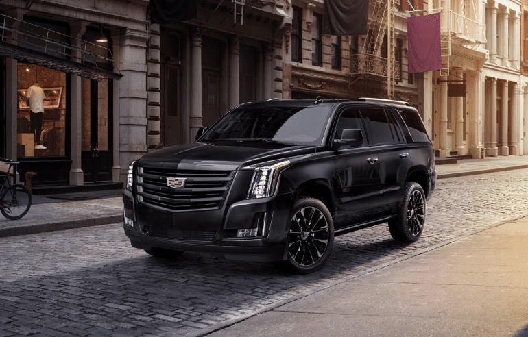 Cadillac Sales Figures Canada