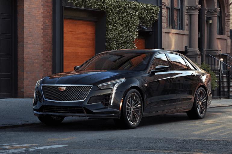 Cadillac Sales Figures US