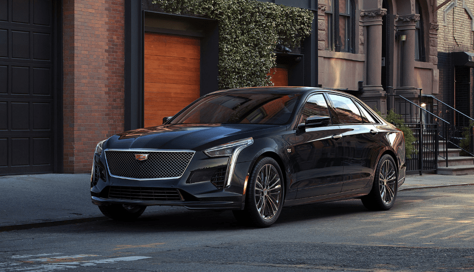 Cadillac Sales Figures US