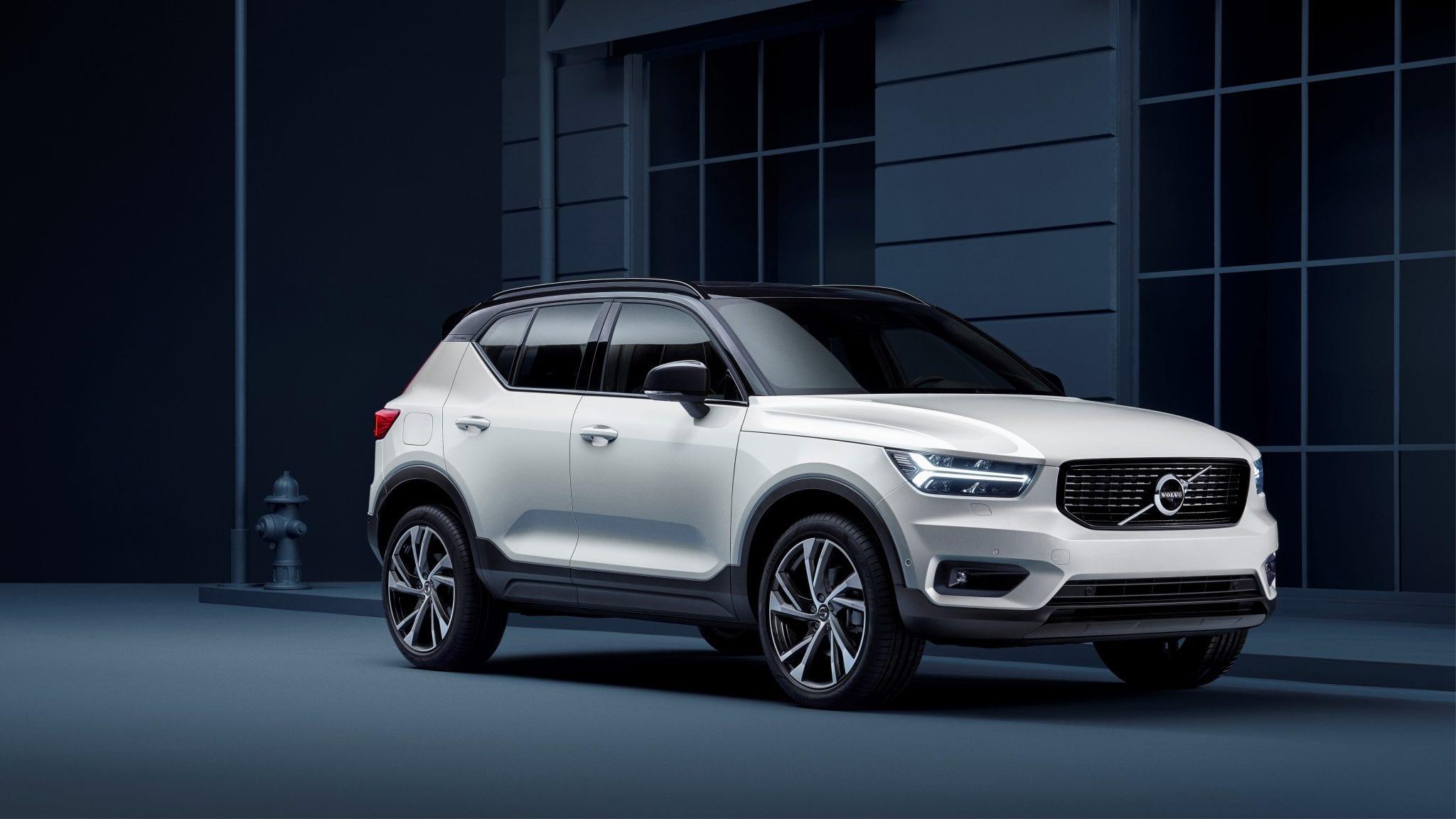 Canada Volvo Sales Figures