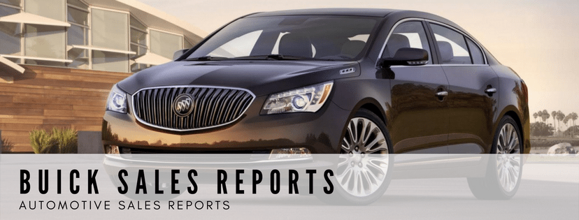Buick Brand Sales Reports