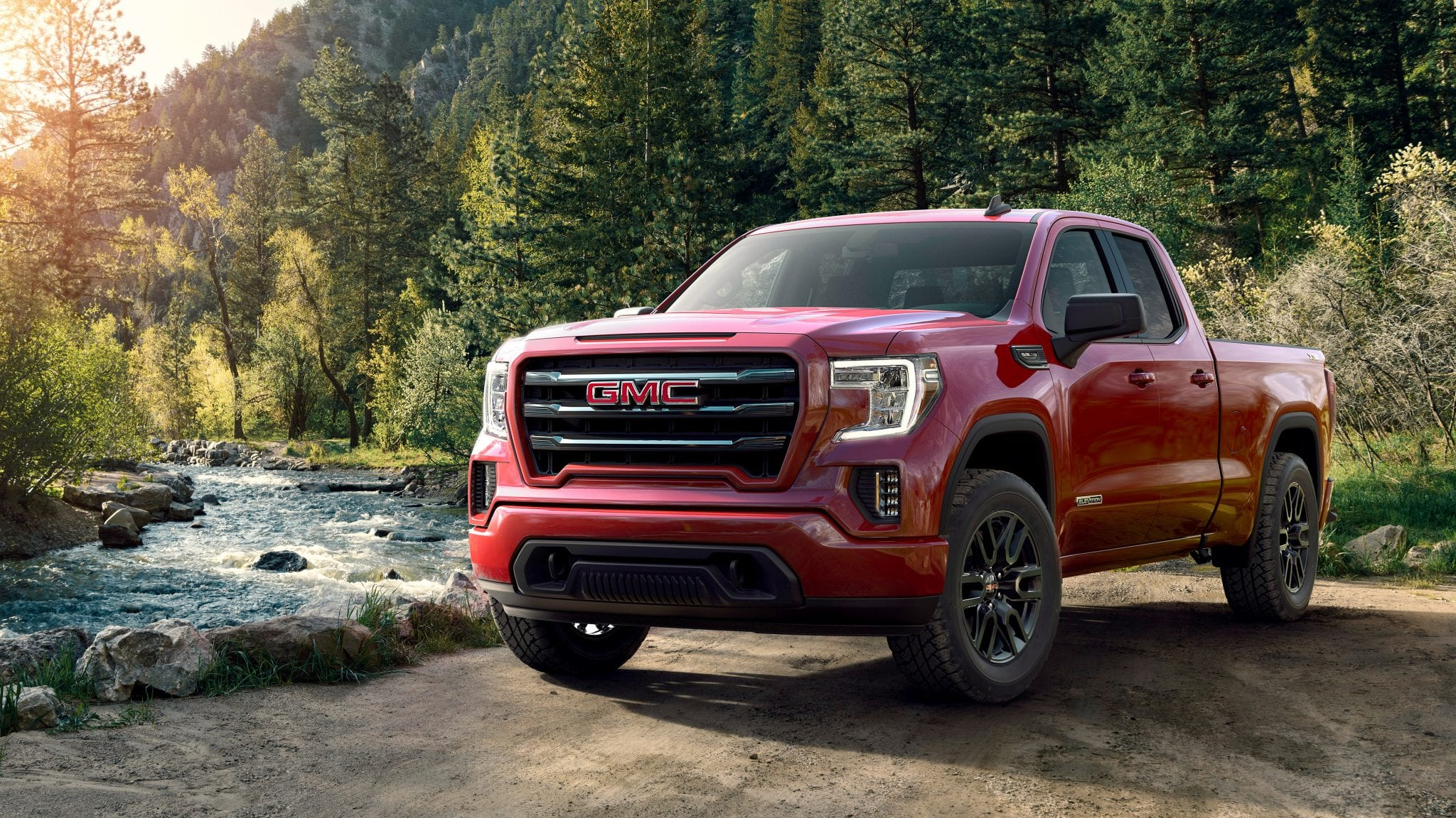 GMC Sales Figures US
