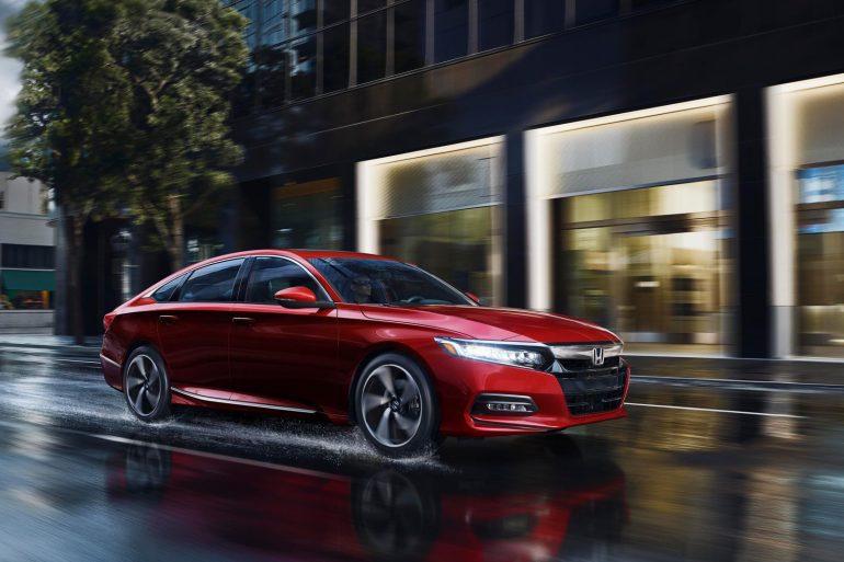 Honda Sales Figures Canada