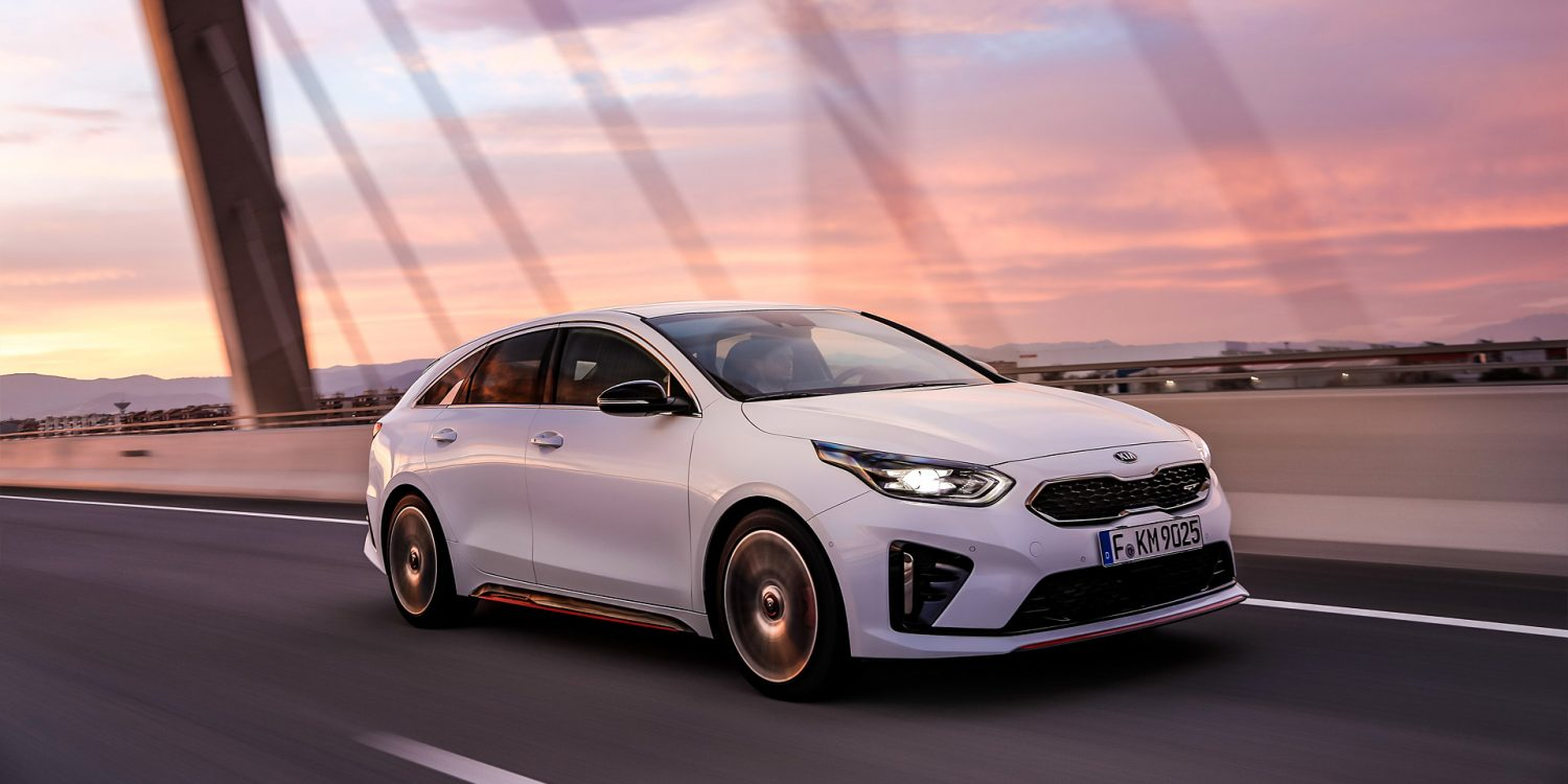 Kia Sales Figures - US Market