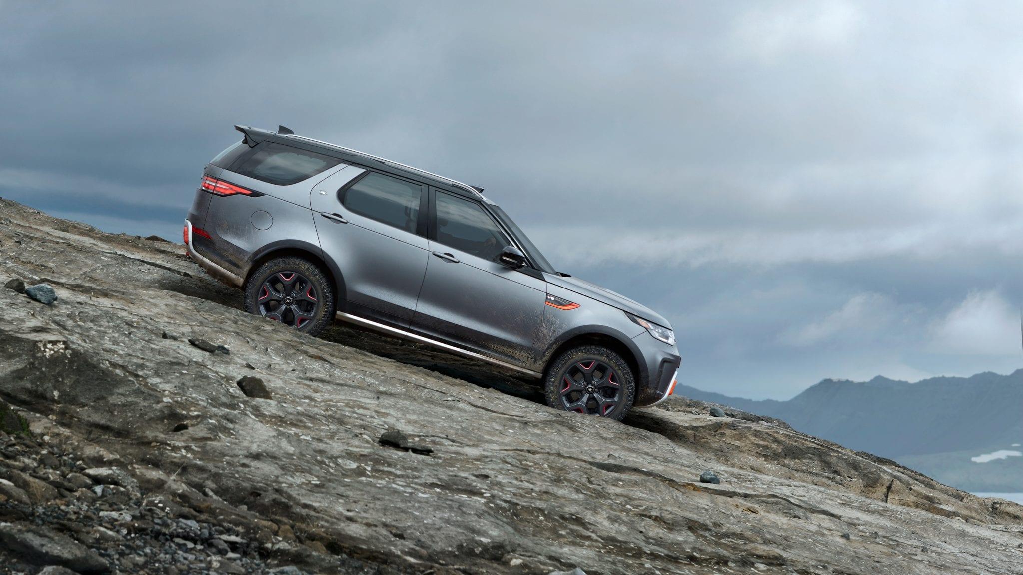 Land Rover Sales Figures - Canada Market