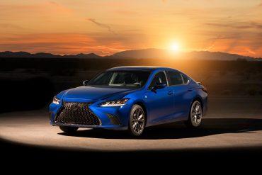 Lexus Brand Sales Figures - Canada