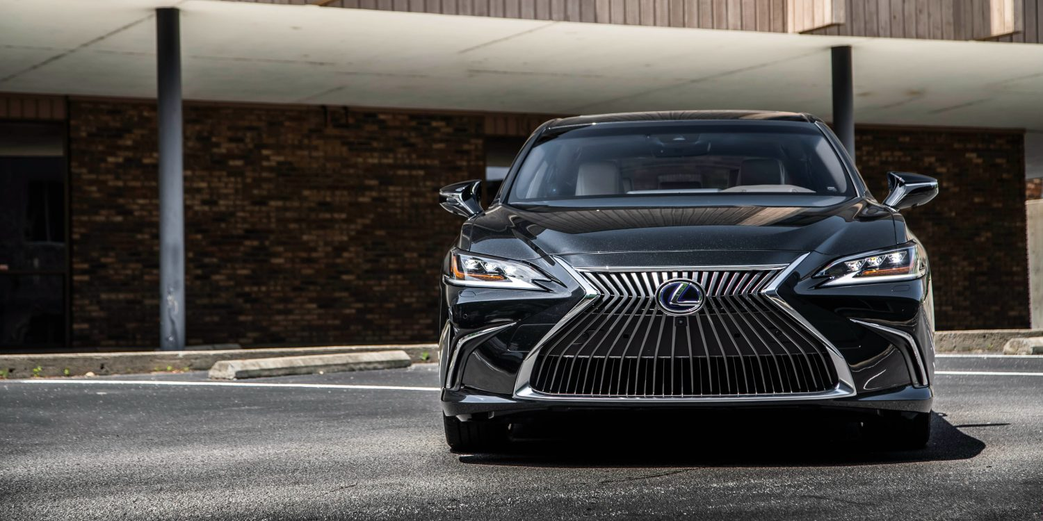 Lexus Brand Sales Figures - US