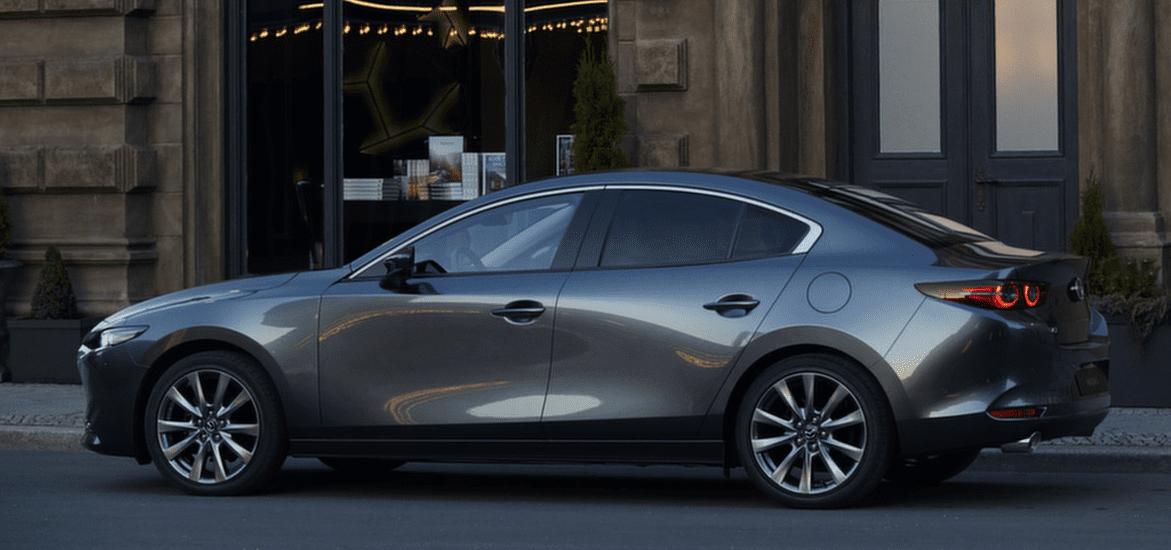 Mazda Brand Sales Figures Canada